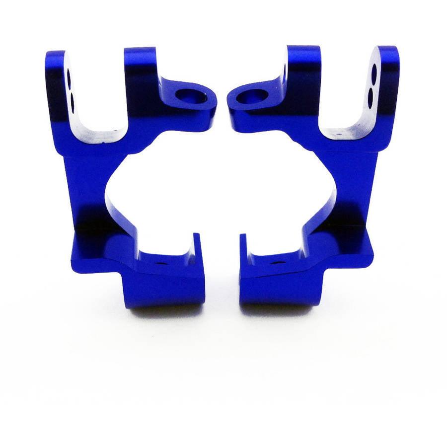 Atomik Alloy Front C Hub Traxxas Slash 4X4, 1:10, Blue