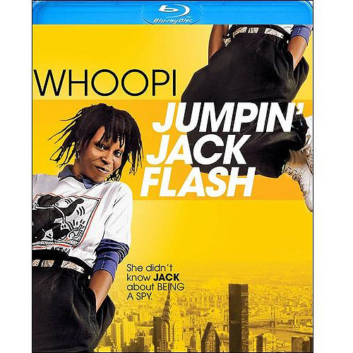 Jumpin' Jack Flash (Blu-ray) (Widescreen)