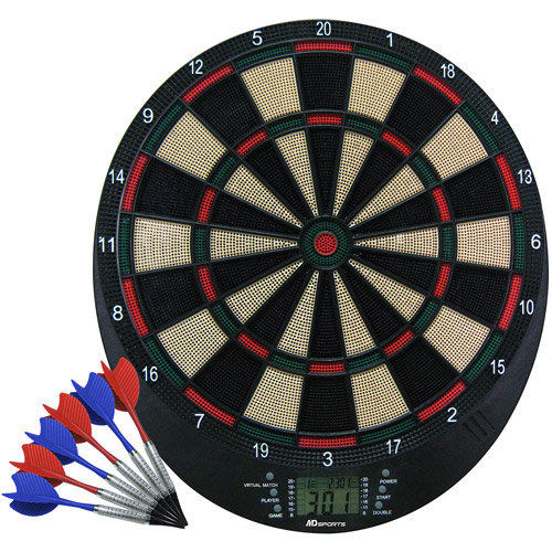 Medal Sports Electronic Dartboard
