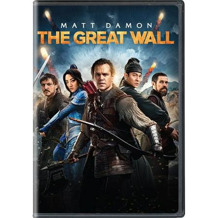 The Great Wall Dvd Walmart Com