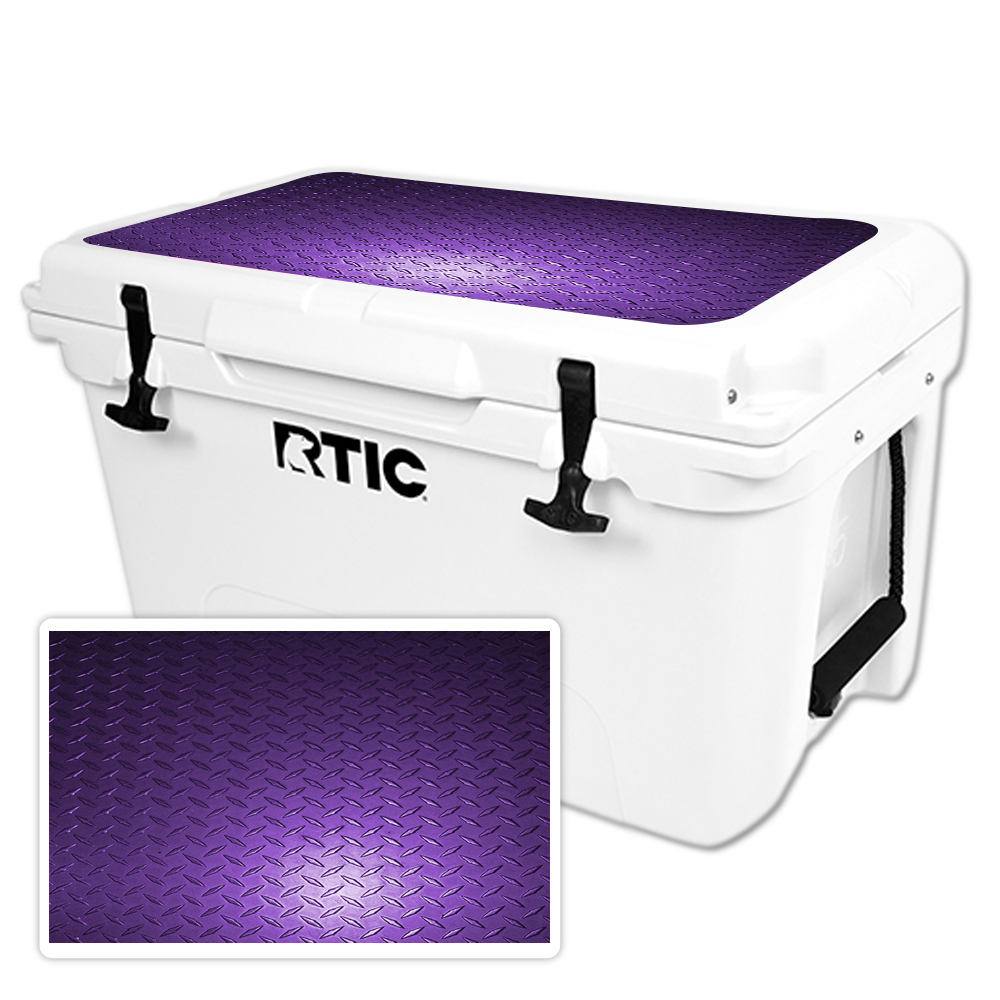 MightySkins Skin For RTIC 20 Cooler (2017 Model)   Protective, Durable, and Unique Vinyl Decal wrap cover   Easy To Apply, Remove, and Change Styles   Made in the USA