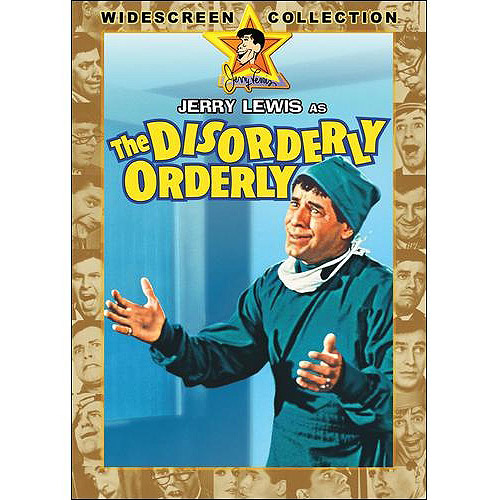 The Disorderly Orderly (1964) (Anamorphic Widescreen)