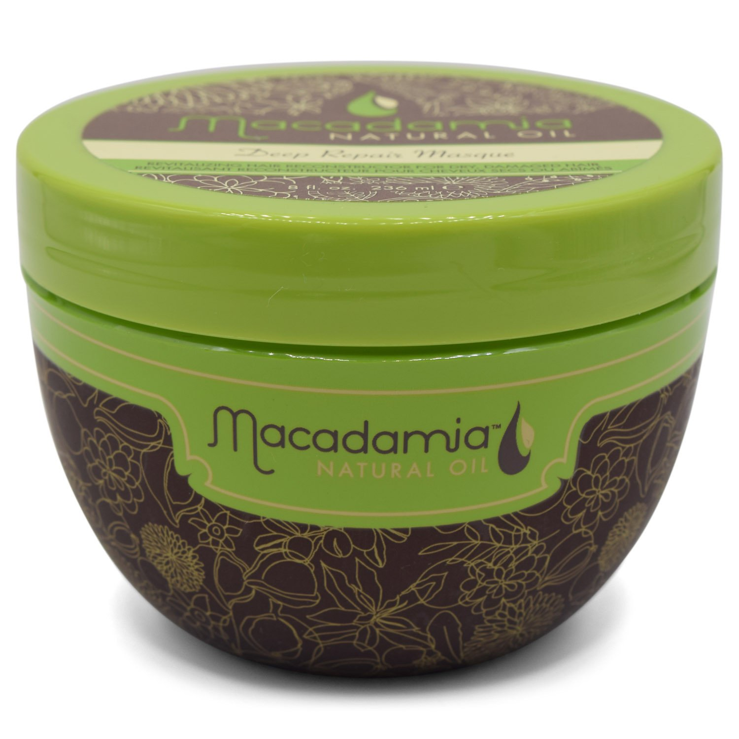 Macadamia Professional Natural Oil Deep Repair Masque 8 Oz