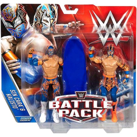 WWE Sin Cara and Kalisto Basic Action Figure 2-Pack DJR97