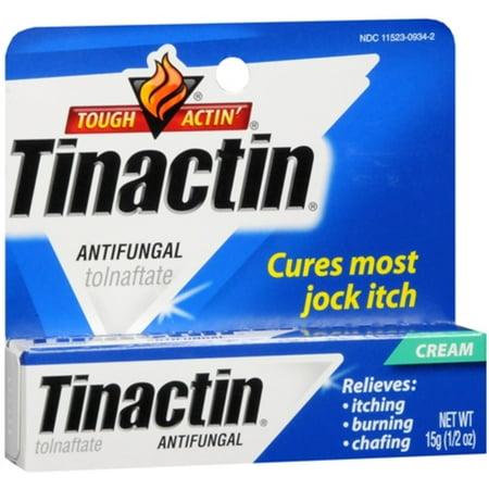 Tinactin Antifungal Cream (Jock-Itch) 0.50 oz
