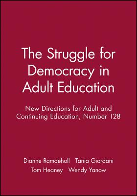 What New directions for adult and continuing education with