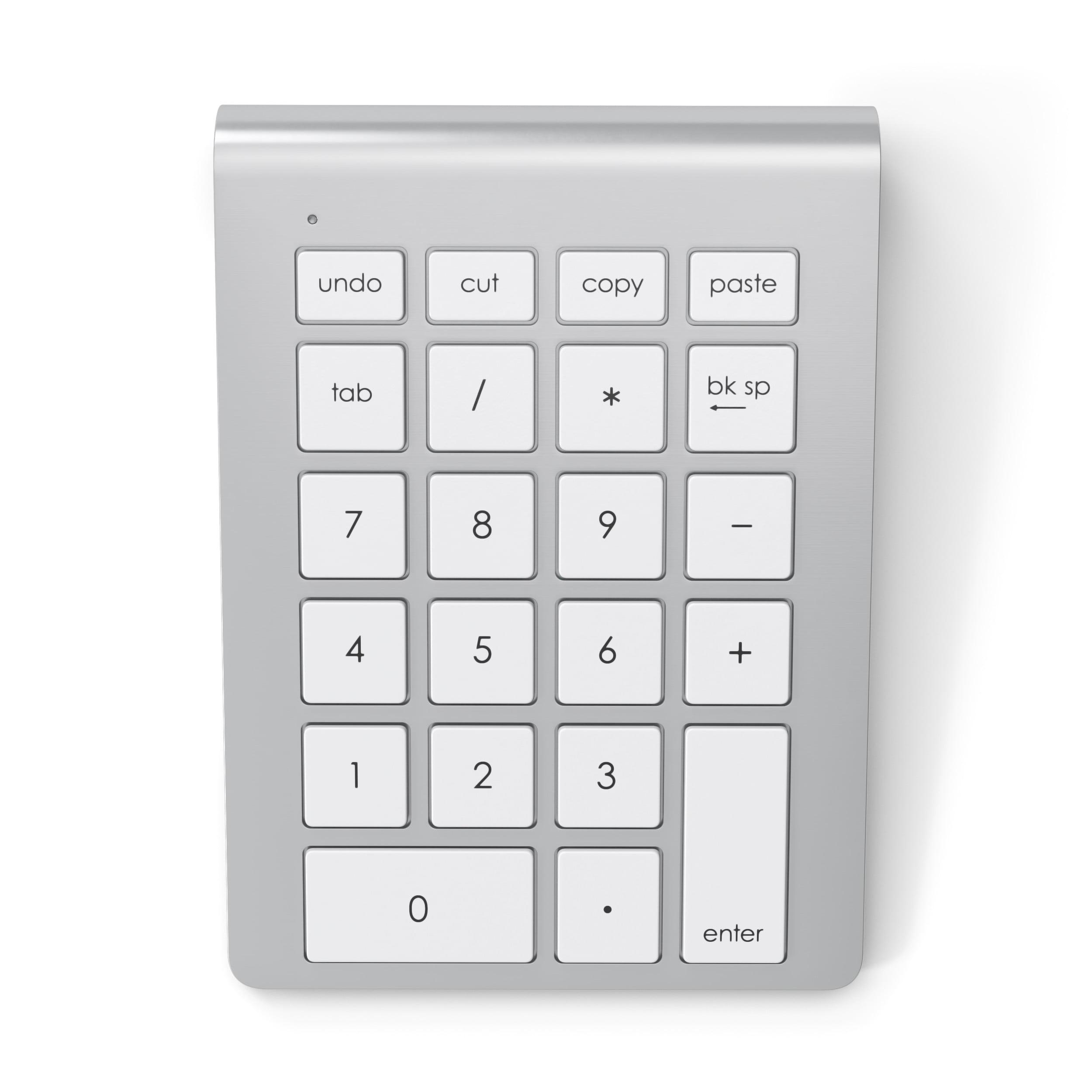 Satechi Aluminum Wireless Keypad (Silver)