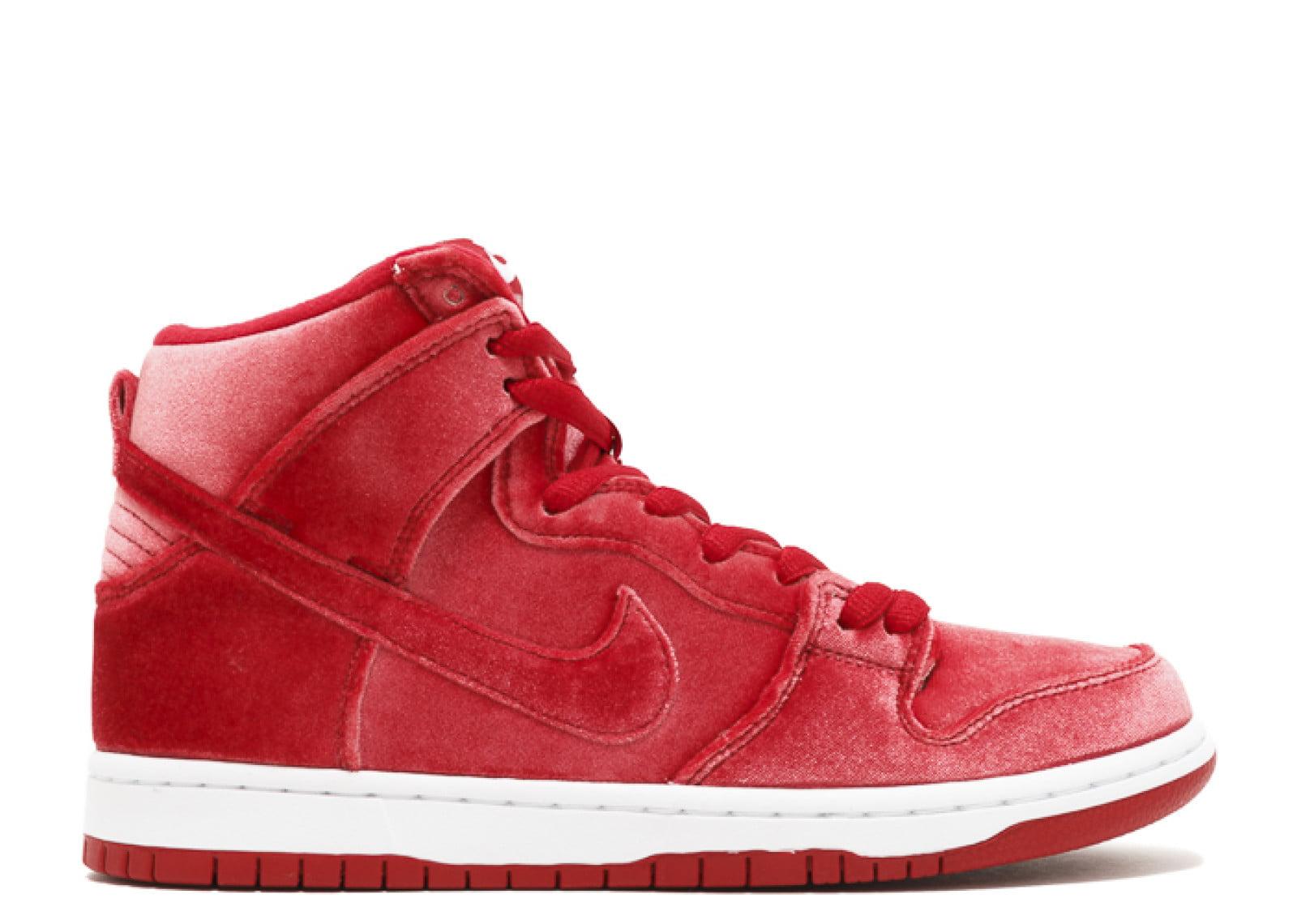 Nike - DUNK HIGH PREMIUM SB 'RED VELVET