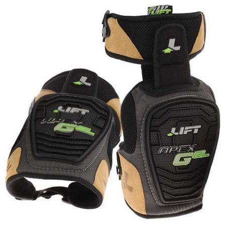 Lift Safety LIFT Knee Protection Apex Gel Knee Guard