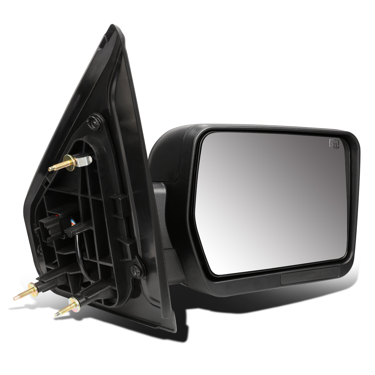 Passenger Side Power+Heated w//LED Signal Foldable Mirror for 04-14 F-150 Right