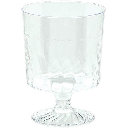 5 oz Mini Clear Cups, Set of 10