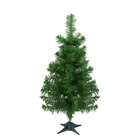 "2' x 12"" Noble Pine Artificial Christmas Tree - Unlit"