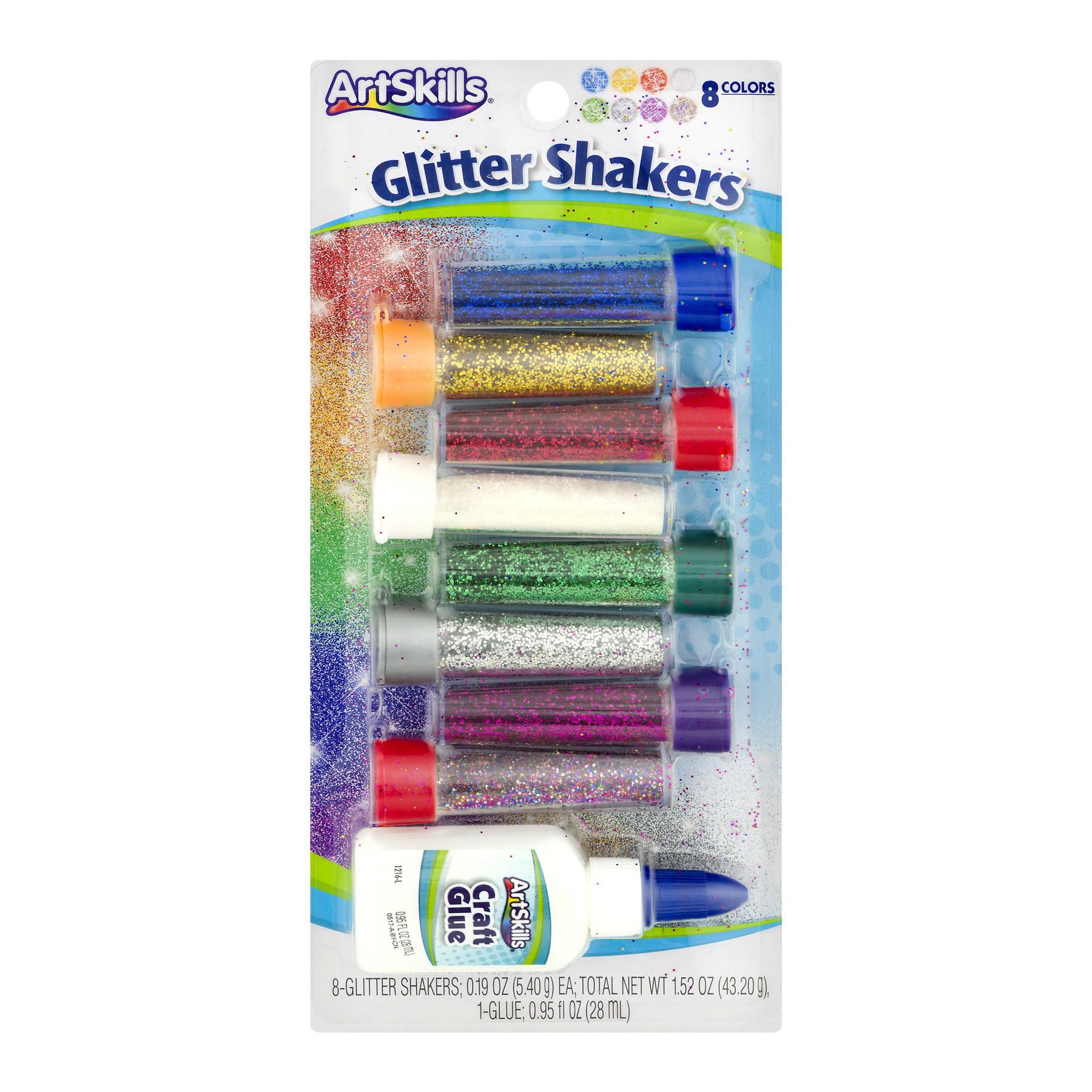 ArtSkills Glitter Shakers - 8 CT0.19 OZ