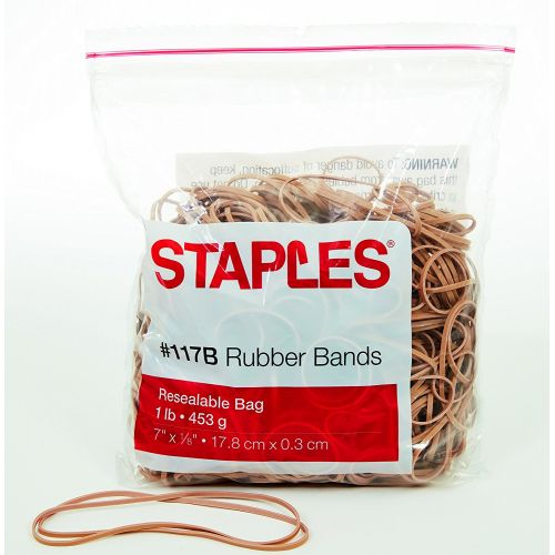 Sparco Pure Rubber Bands - RUBBER BAND 1 lb. * #117B