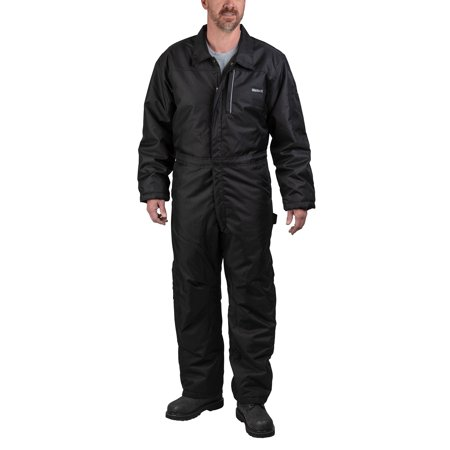 Walls Men's Poly Duck Insulated Coverall (Carhartt Duck Coverall)