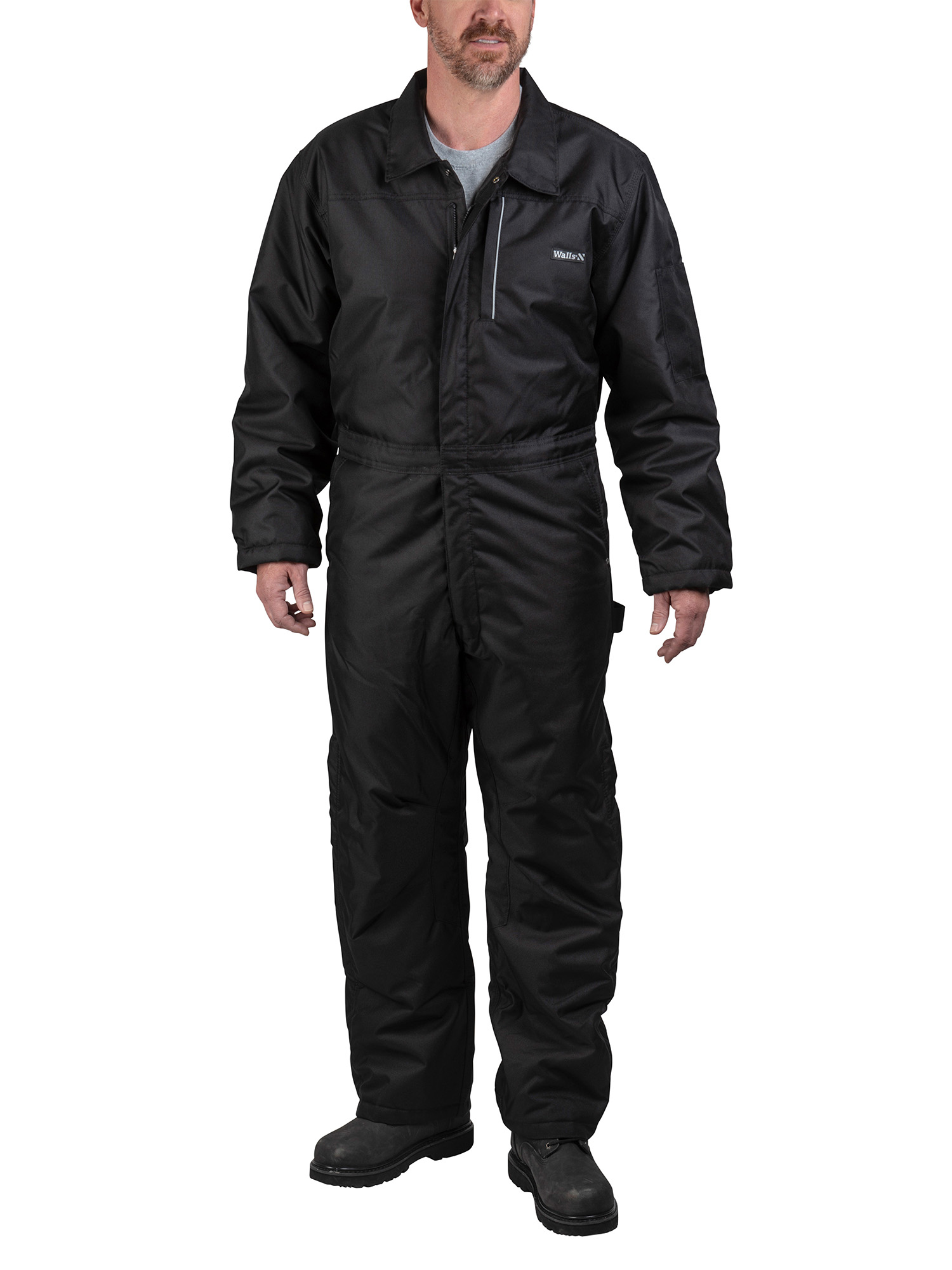 Walls Men's Poly Duck Insulated Coverall