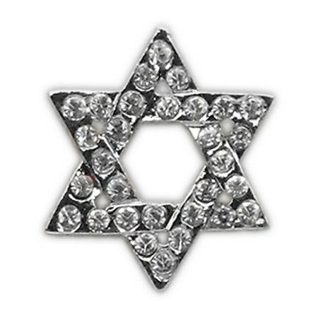- Mirage Pet Products 10-27 38SOD Holiday 10mm Slider Charms Star of David .