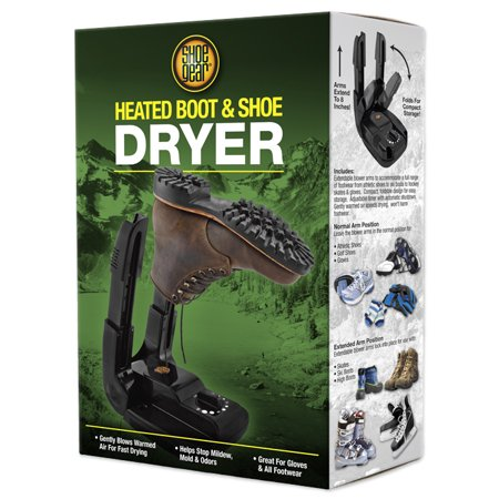 Shoe Gear Heated Boot & Shoe Dryer (Best Work Boot Dryer)