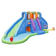 Cyclone Double Inflatable Water Park