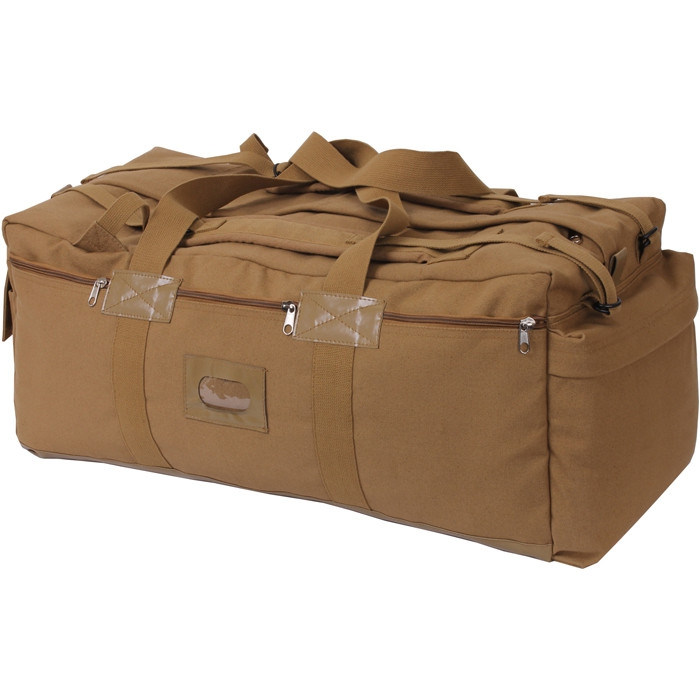 Israeli Mossad Style Tactical Duffle Bag