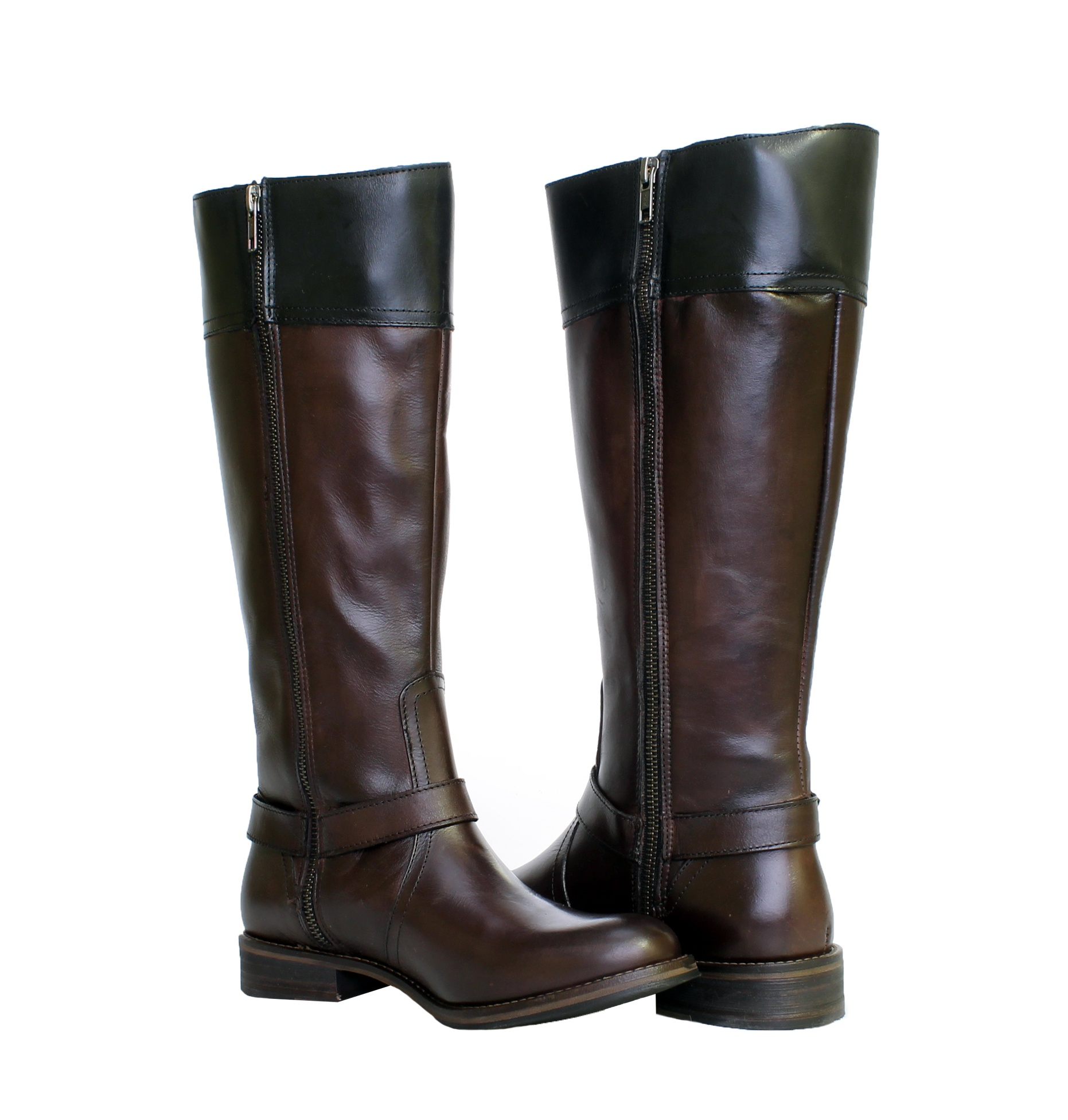 1883 by Wolverine Shannon Dark Brown Women's Riding Boots W40090 by 1883 by Wolverine