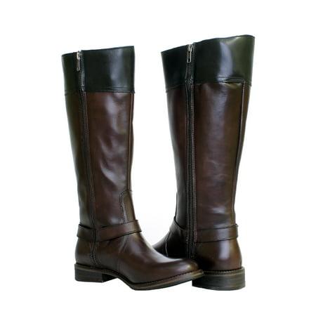 1883 by Wolverine Shannon Dark Brown Women's Riding Boots W40090