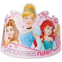 Disney Princess Party Tiaras, 8ct