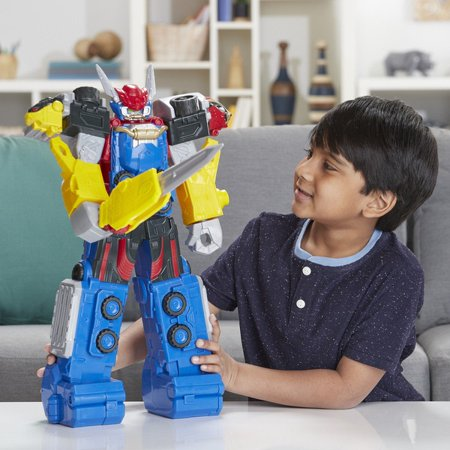 Power Rangers Beast Morphers Beast-X Megazord, Ages 4 and Up