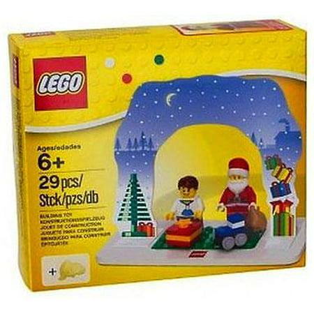 - LEGO Santa Scene Set #850939