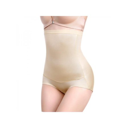 MarinaVida Women High Waist Ultra-Thin Tummy Control Body Shaping Slimming Shaper