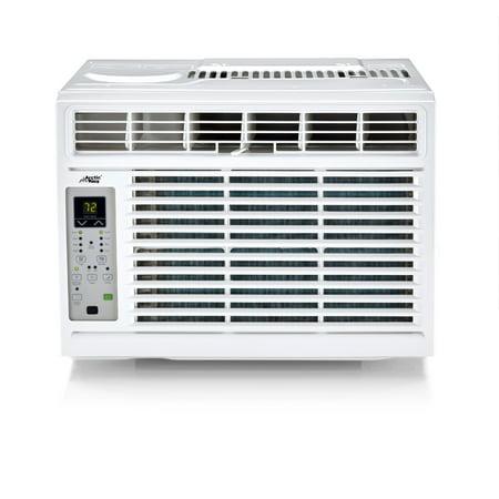 Manual A/c Controls - Arctic King WWK05CR81N 5,000Btu Remote Control Window Air Conditioner, White