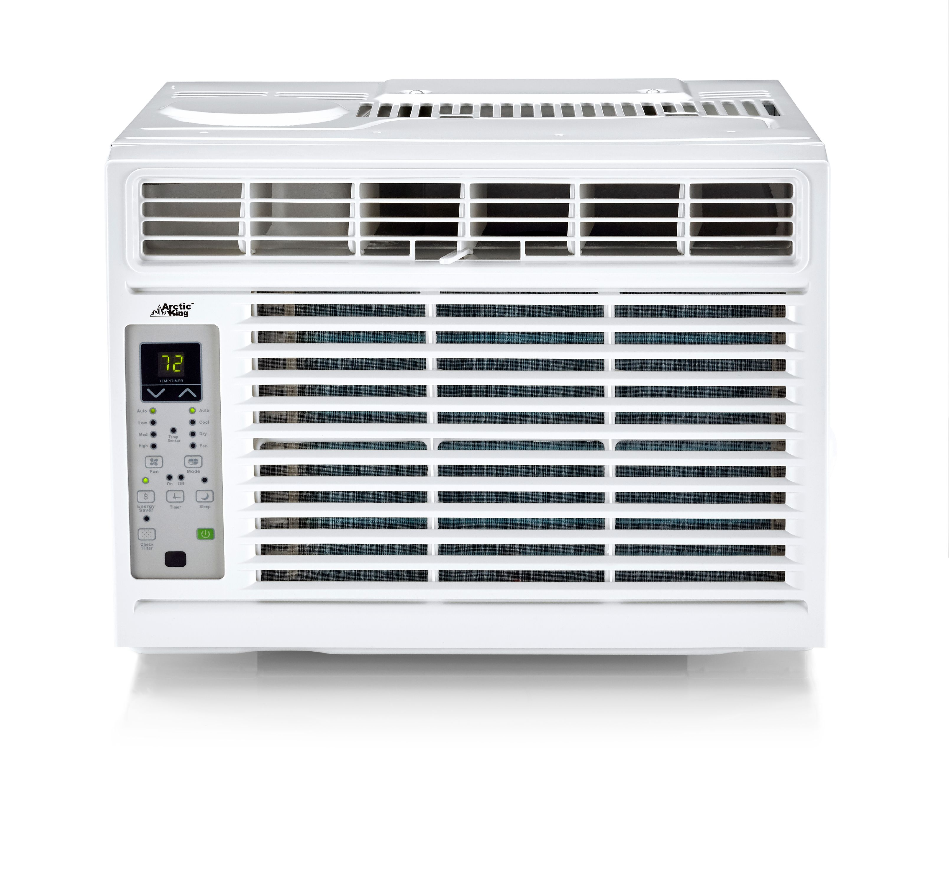 Arctic King WWK05CR81N 5,000Btu Remote Control Window Air Conditioner, White