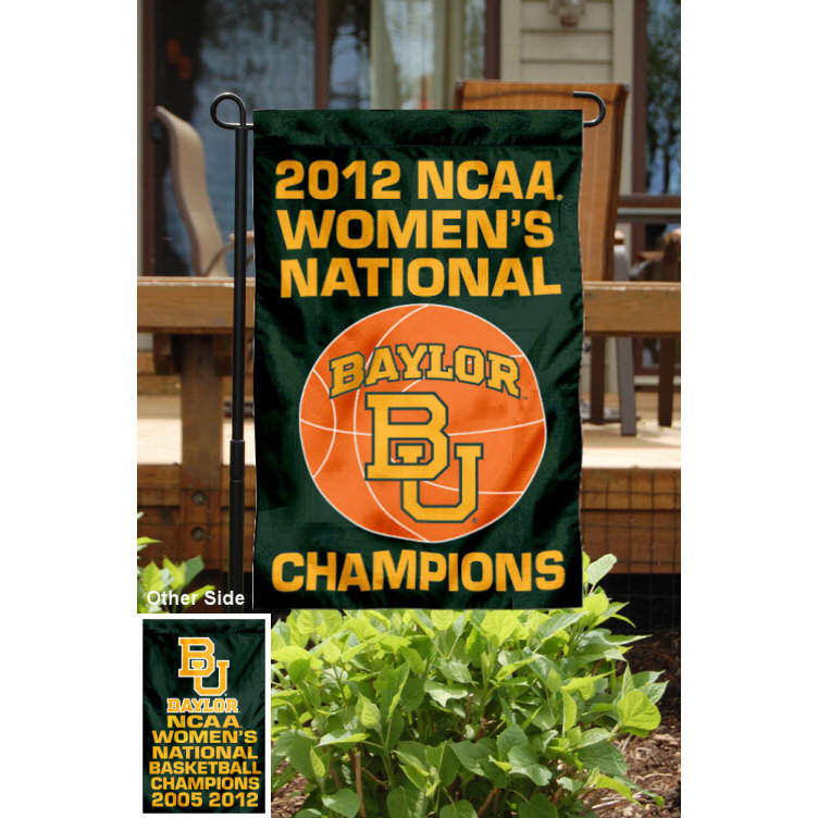 "Baylor Bears 13"" x 18"" College Garden Flag"