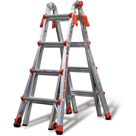 Little Giant Ladder Systems 17 Foot Type IA Aluminum Multi Position LT