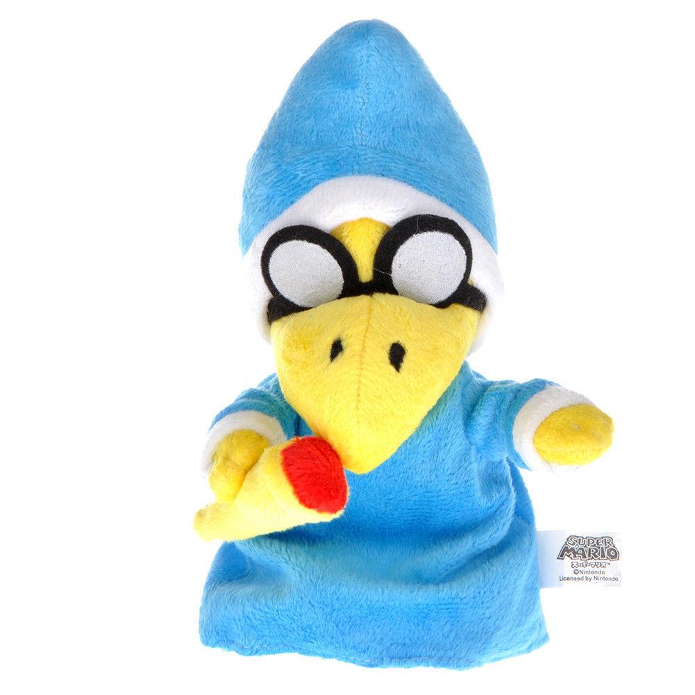 Musuos Blue Super Mario Bros Plush Doll Soft Toy Gift Kamek Magikoopa Walmart Com Walmart Com