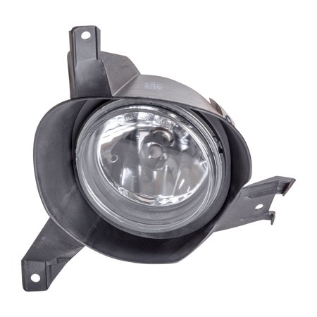 TYC Left Fog Light Assembly 19-5648-00-1 for EXPLORER SPORT EXPLORER SPORT TRAC