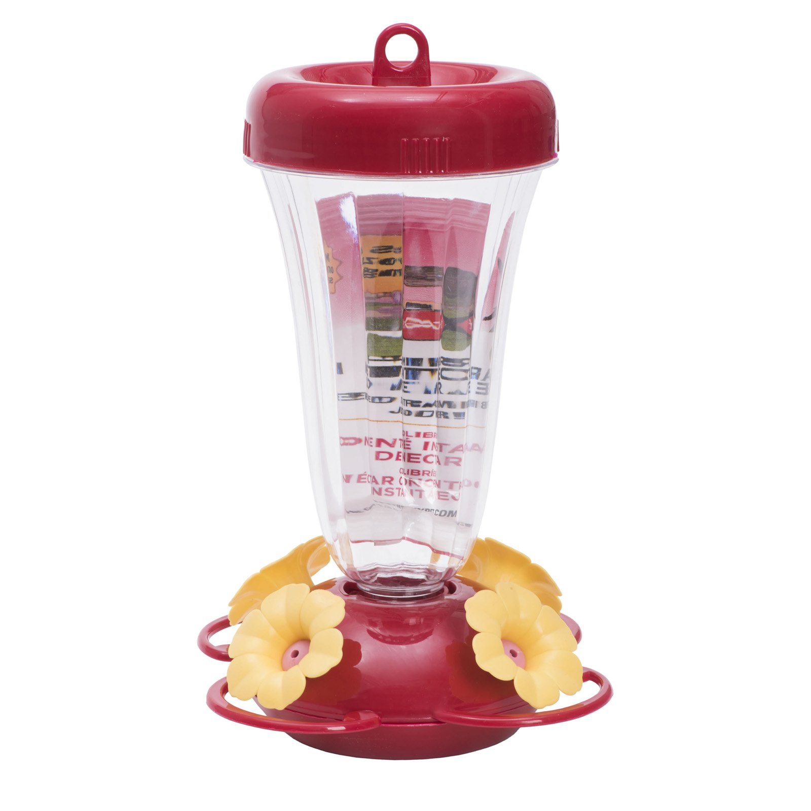 Perky Pet Top Fill Hummingbird Feeder with Free Nectar