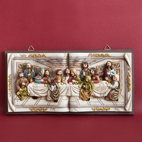 Fashion Craft Last Supper Wall D cor