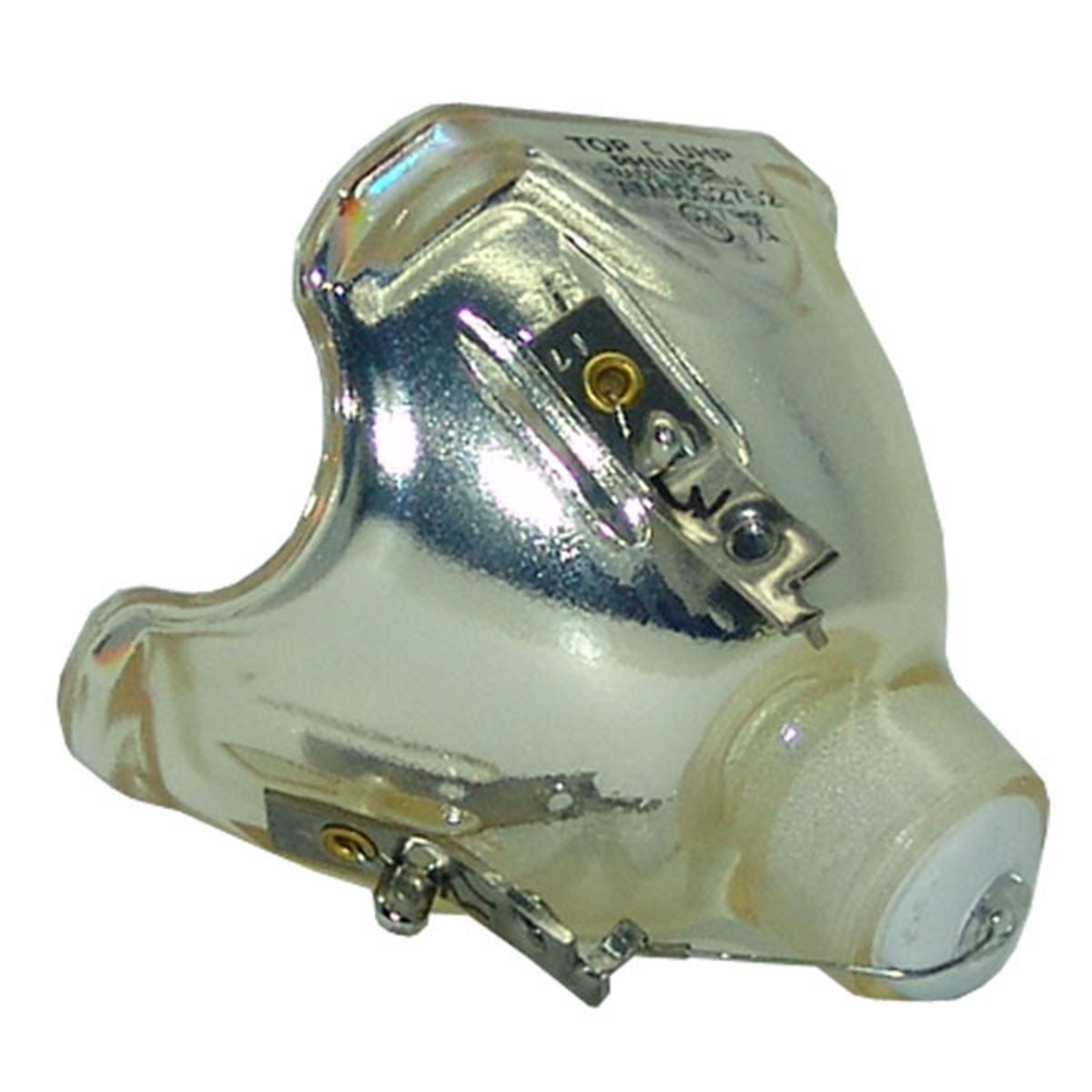 Original Philips Projector Lamp Replacement with Housing for Hitachi CP-X205 - image 2 of 5