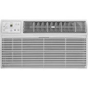 Frigidaire® FFTH1222R2 Wall Air Conditioner AC With Elec Heat 12, 000 BTU Cool 11, 000 BTU Heat, Lot of 1