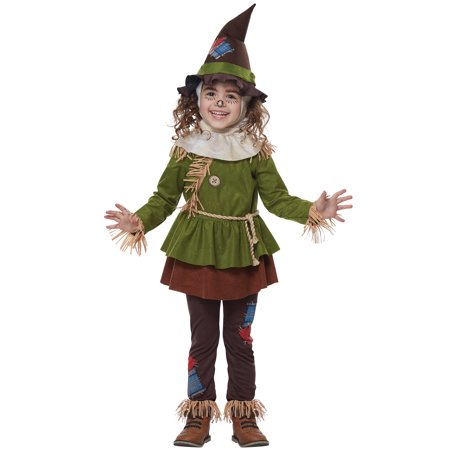 Scarecrow of Oz Toddler Costume (Scary Scarecrow Costume)