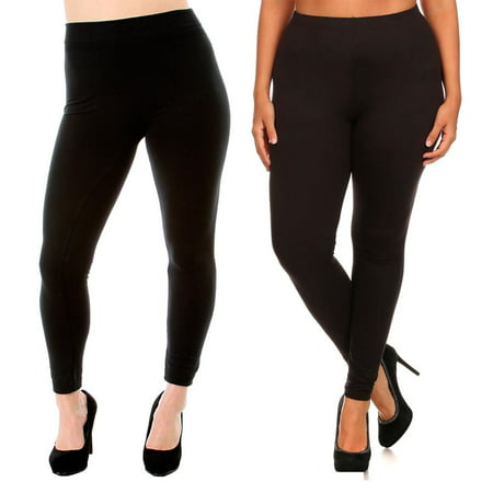 Plus Size Leggings Seamless Footless Stretch Women Yoga Pants Spandex XL/2XL](Toga Woman)