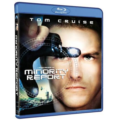Minority Report (Blu-ray + VUDU Digital Copy) (Walmart Exclusive) (With INSTAWATCH) (Widescreen)