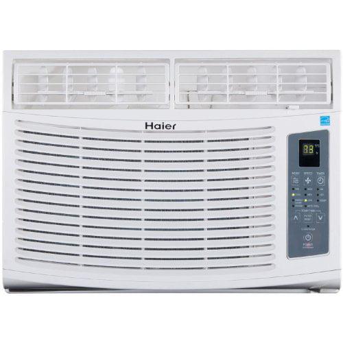 Haier 10000 BTU 115V High Efficiency Window Air Conditioner & Remote   ESA410
