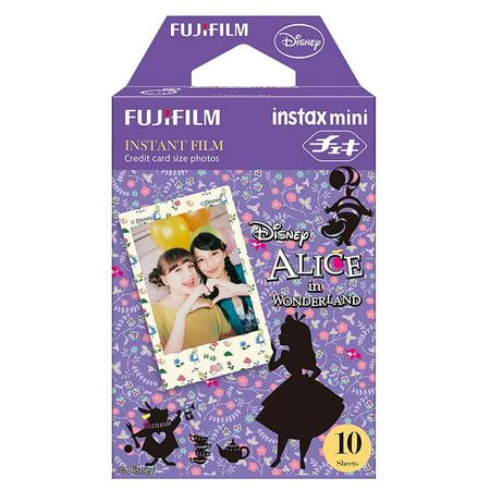 Fujifilm Instax Film Instant Photo Sheets for Mini 7s 8 9 25 50s 70