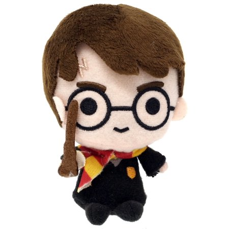 MAXX HARRY POTTER 4IN PLUSH HARRY - Harry Potter Hedwig Plush