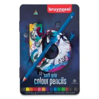Bruynzeel Soft Grip Colored Pencils