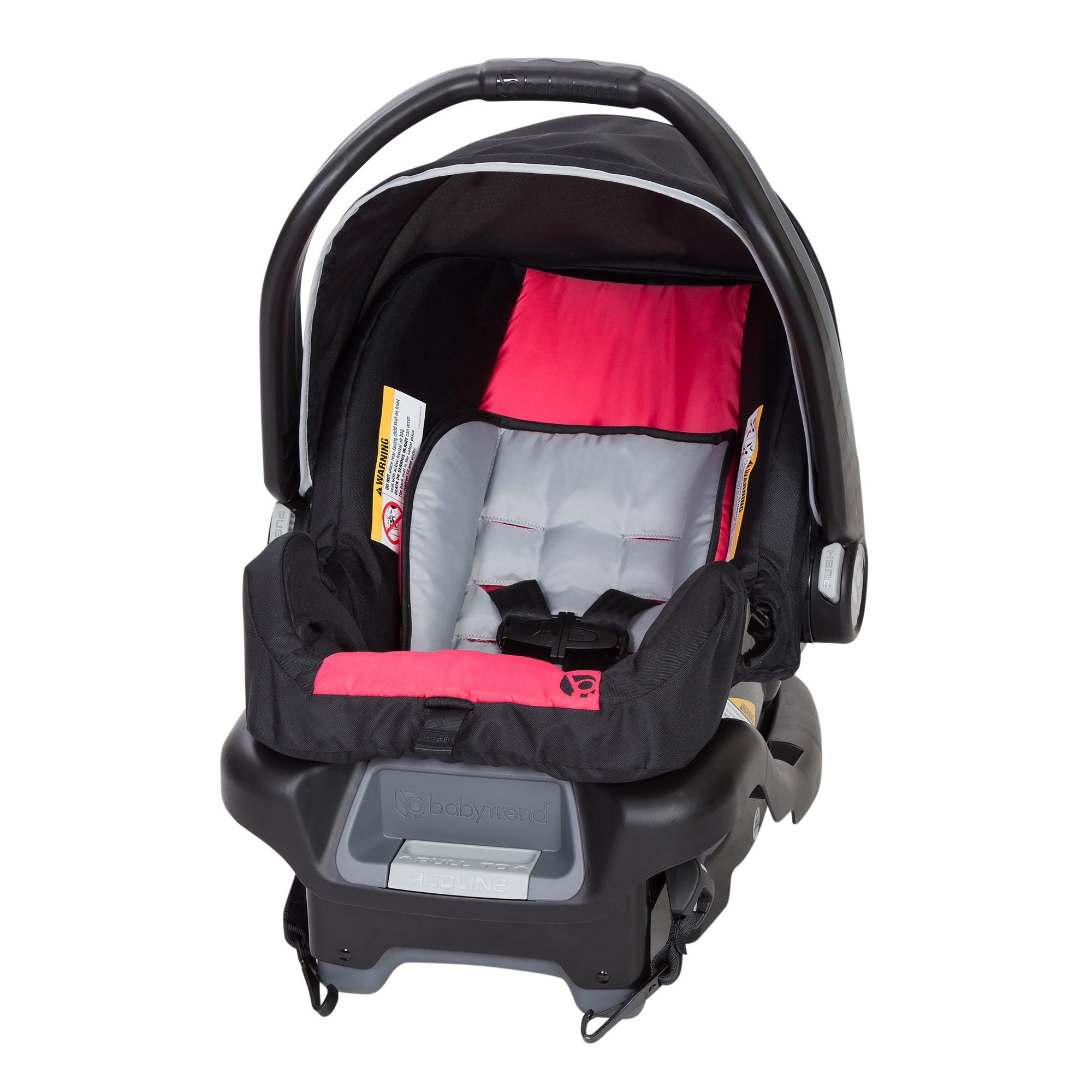 Baby Trend Ally™ 35 Infant Car Seat-Optic Pink