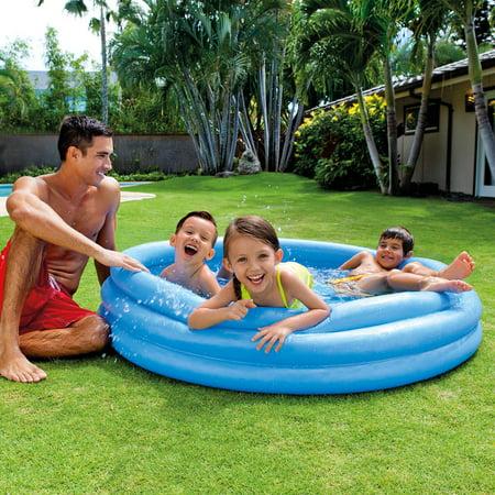 Intex Crystal Blue Inflatable Pool 58 X 13
