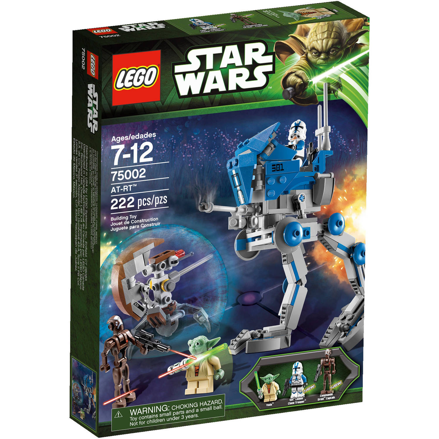 LEGO Star Wars AT-RT Play Set
